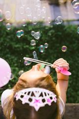 Soap Balloons