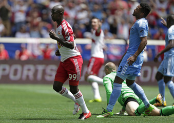 MLS: New York City FC at New York Red Bulls