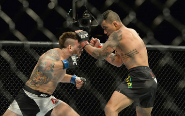 MMA: UFC 191-Malegarie vs Silva