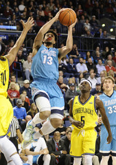 NCAA Basketball: Northern Arizona at Gonzaga