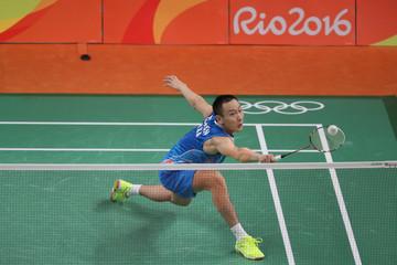 Olympics: Badminton