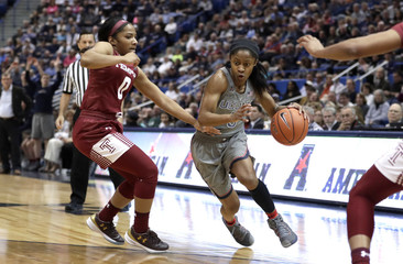 NCAA Womens Basketball: Temple at Connecticut