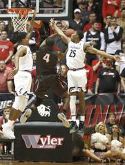 NCAA Basketball: Brown at Cincinnati
