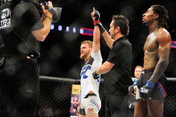 MMA: UFC Fight Night-Ortiz vs Gates