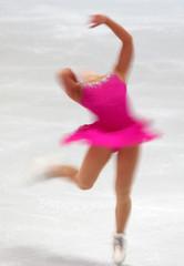 Figure Skating - Olympic Qualifying ISU Challenger Series - Ladies Short Program
