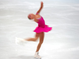 Figure Skating - Olympic Qualifying ISU Challenger Series - Ladies Short Program