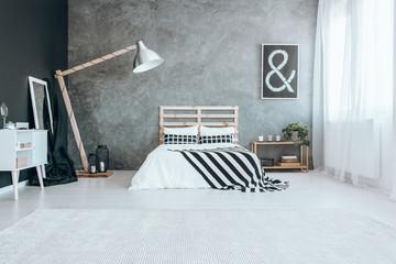Big white carpet