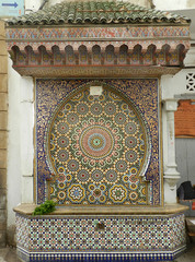 Wall Mural - ARABESQUES TRADITIONNELLES