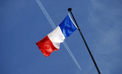 Tricolore - Französische Flagge