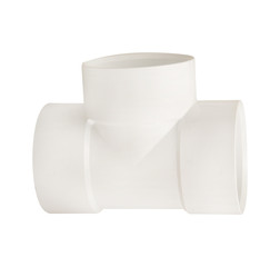 PVC fittings pipes product