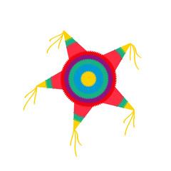 pinata star shape