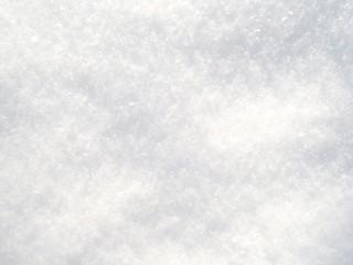 Weißer Neuschnee Hintergrund