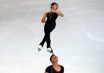 Figure Skating - Olympic Qualifying ISU Challenger Series - Pairs Free Skating