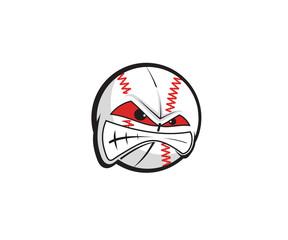 Baseball Head Character