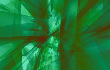 Foto op Plexiglas Candy roze Abstract illustration