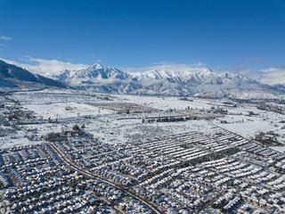 Santiago Oriente - Nevado -Provincia de Cordillera
