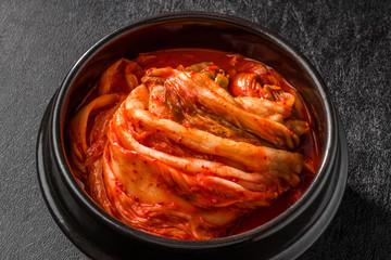 つぼ入り高級キムチ  Luxury Kimchi Korean pickles