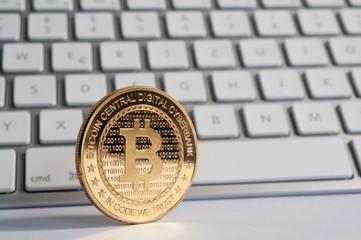 Bitcoin, Zahlungsmittel, Währung, Tastatur, Computer, Geld, Münze,