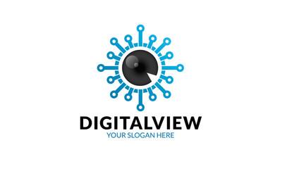 Digital View Logo