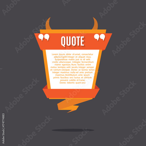 inspirational quote template stock image and royalty free vector