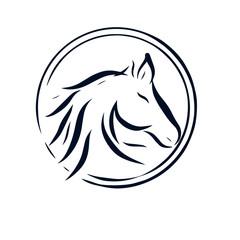 horse care logo