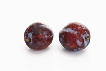 Two plums, prunes