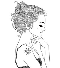 Figure Di Persone Stilizzate.Cerca Immagini Donne Stilizzate