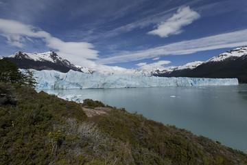 Perito Moreno Glacier, Parque Nacional Los Glaciares, Los Glaciares National Park, Patagonia, Argentina, South America