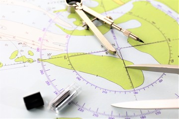 An image of a nautical design