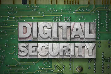 digital security pc board