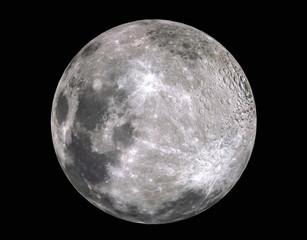 Full moon,3D