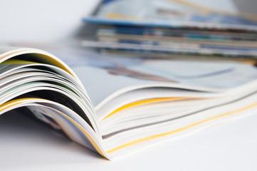 Magazine, Journal, Journale, Information, Zeitschriften, Druckerzeugnisse, Presse, Print