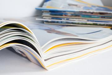 Magazine, Journale, Information, Zeitschriften, Druckerzeugnisse, Presse, Print,