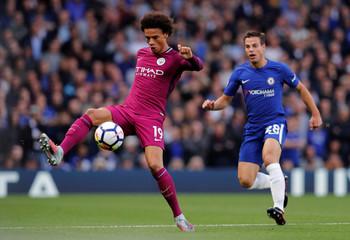 Premier League - Chelsea vs Manchester City