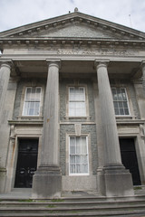 County Hall, Caernarfon; Wales