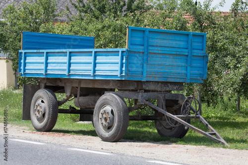 Super LKW-Anhänger (Landwirtschaft)