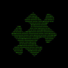 Hacker - 101011010 Icon - Puzzlestück