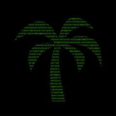 Hacker - 101011010 Icon - Palmbaum