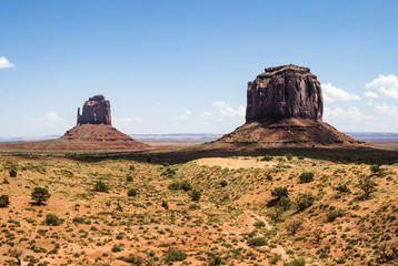 Monument Valley - Arizona, AZ, USA
