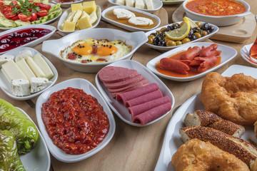 Spread Breakfast