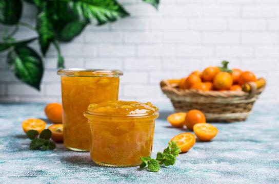 Jam from kumquat