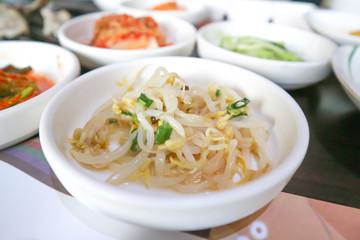 sprout salad or Korean salad