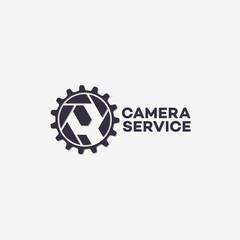 Camera service logo