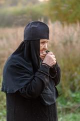 the old nun