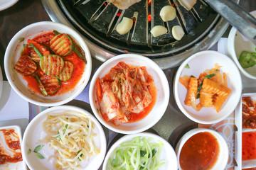 vegetable salad ,Chinese cabbage salad or Korean salad