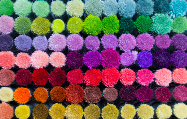 Polyester Colorful Fotomurales