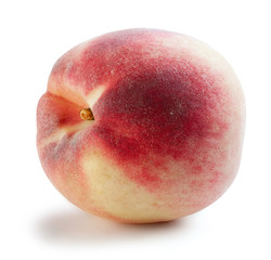 Beautiful whole peach