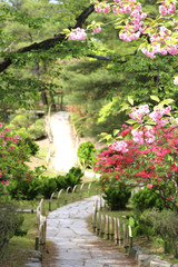 須賀川牡丹園(福島県・須賀川市)
