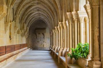 Monastery of Poblet, Catalonia, Spain