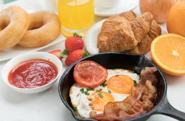 Nutritious breakfast